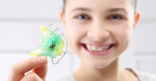 Ortodonzia intercettiva: quando mettere l'apparecchio ai bambini?